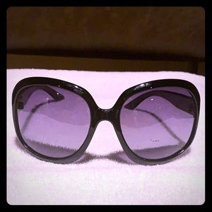 Accessories - Back oversized sunglasses by ATTCL.
